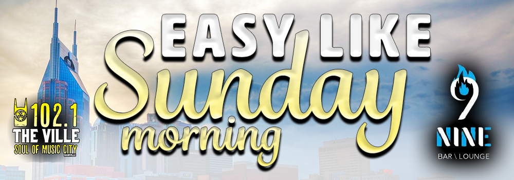 Feature: http://www.1021theville.com/easy-like-sunday-morning/