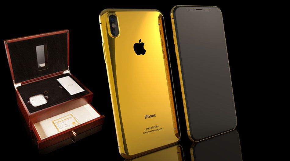24k Gold... iPhone?