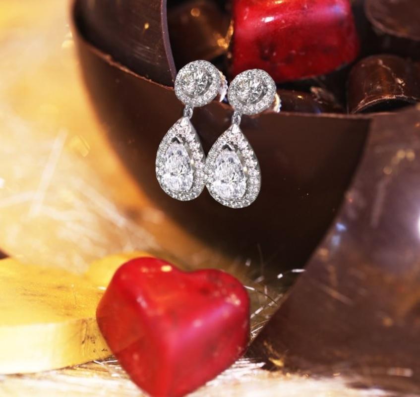 The $50,000 Valentine's Day dessert