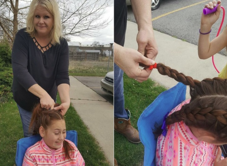 Bus driver and hair stylist