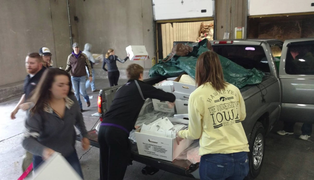 Clean Out Your Files Day 20th anniversary