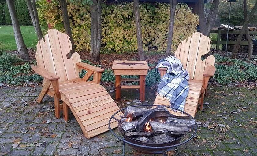 Michigan Man Creates a Beer Dispensing Chair