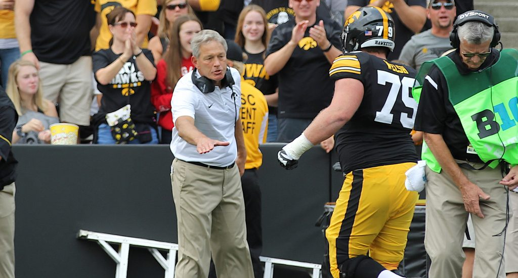Kirk Ferentz Fires Back at Ed Cunningham Comments