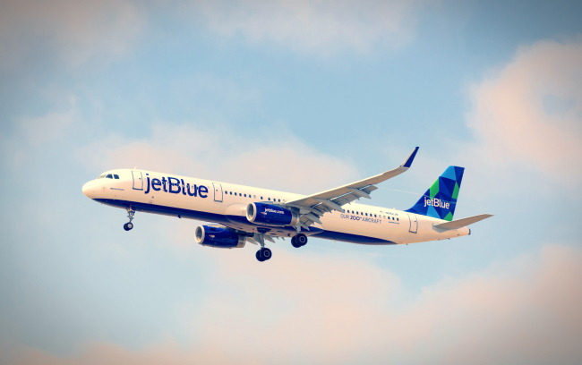 JetBlue Lowers Airfare for People Getting Out of Florida