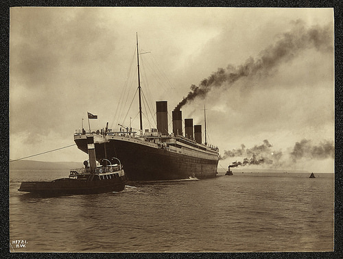 :Watch Alert: Titanic