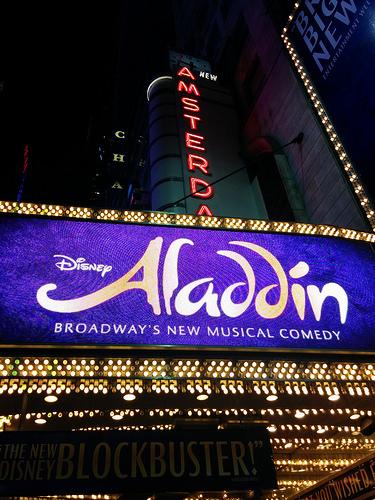 Aladdin: Behind The Scenes Of The Original