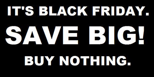 Black Friday Tricks
