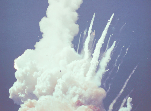 Never Seen Before Footage Of The Challenger Explosion