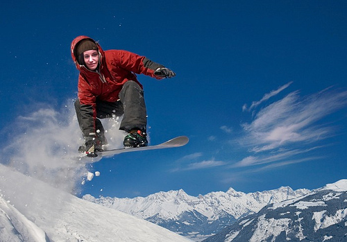 OUCH! Snow Boarder At Olympics Rushed To The Hospital...