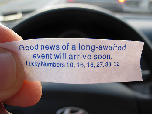 Bull Man Moment: The Fortune Cookie Retirement Plan
