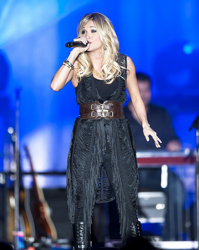 After 30-40 Stitches From Her Fall, Carrie Underwood Shares A Picture...