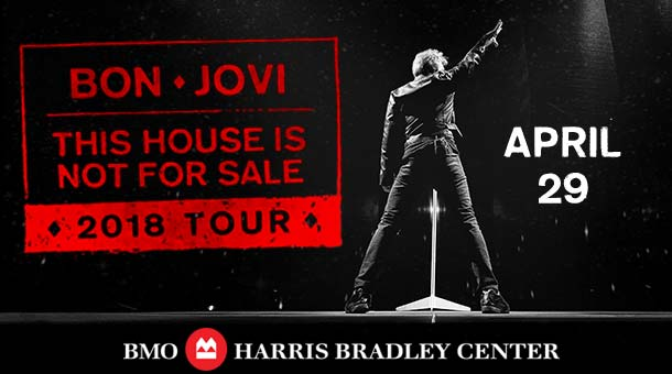 CONTEST: Win LAST CHANCE tickets to see Bon Jovi!