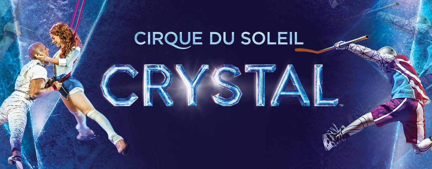 CONTEST: Cirque du Soleil Crystal