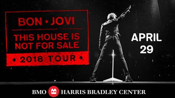 CONTEST: House of Hair Weekend: Bon Jovi at the BMO Harris Bradley Center