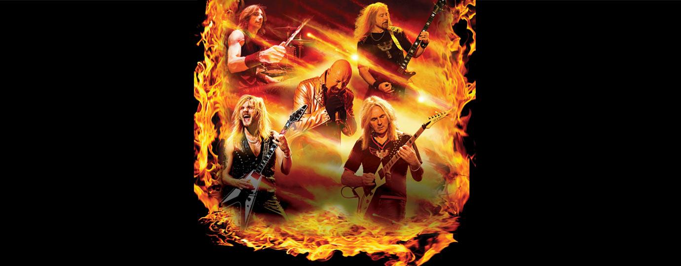 CONTEST: Judas Priest at the Resch Center