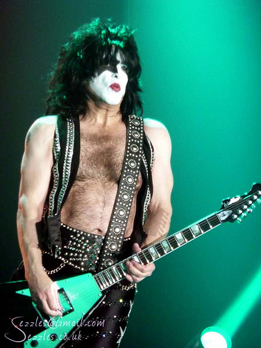 Kiss' Paul Stanley to Deliver Commencement Speech at Wesley College