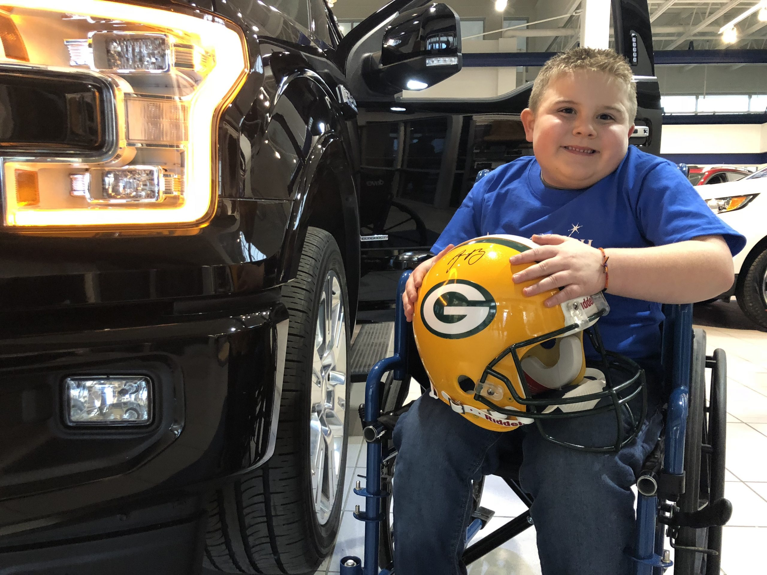 Easy Ways to Help Make-a-Wish (and Kids Like Vince) This Week