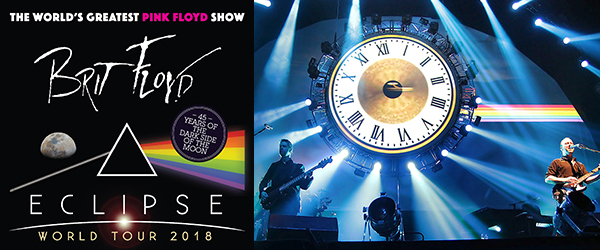 CONTEST: Win tickets to see Brit Floyd!