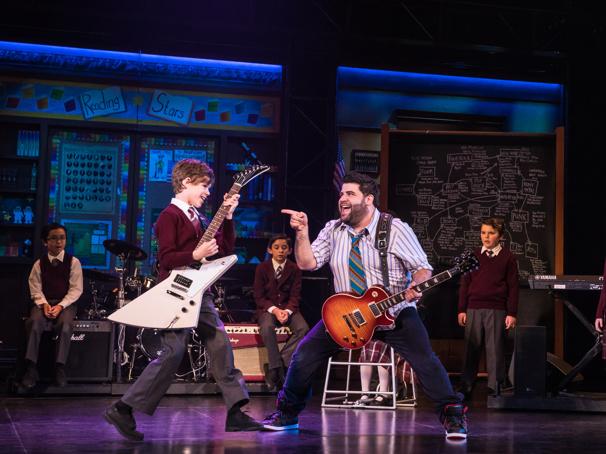 School of Rock Rocks! Who Wants to Win Tix?