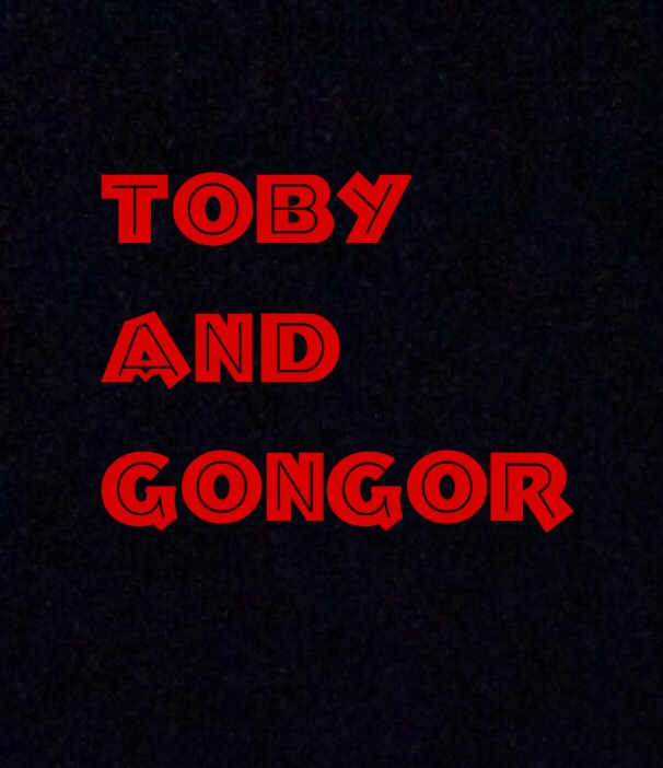 Toby and Gongor 3 Cafeteria