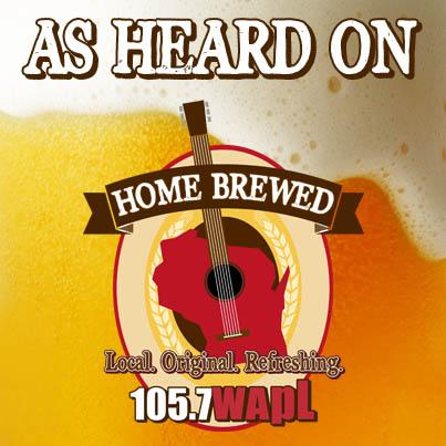 WAPL Home Brewed - SET LIST - 5.5.18