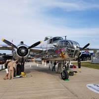 EAA honoring Doolittle Raiders