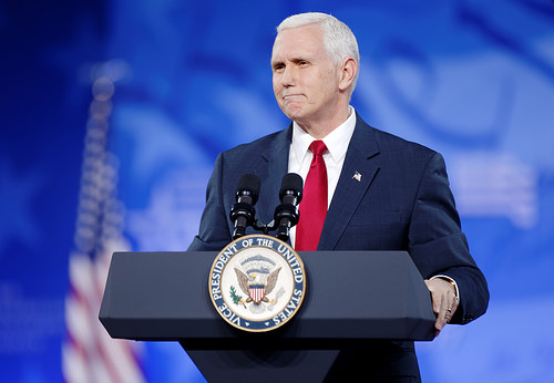 Pence coming to state tomorrow