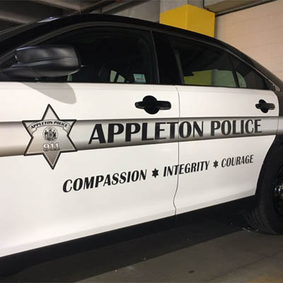 New Appleton squads show off dept's core values