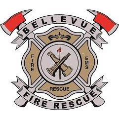 Bellevue home damaged by fire