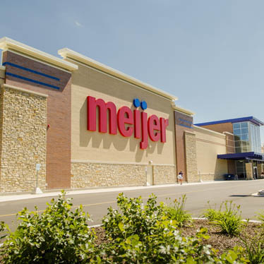 No structural damage from Meijer fire