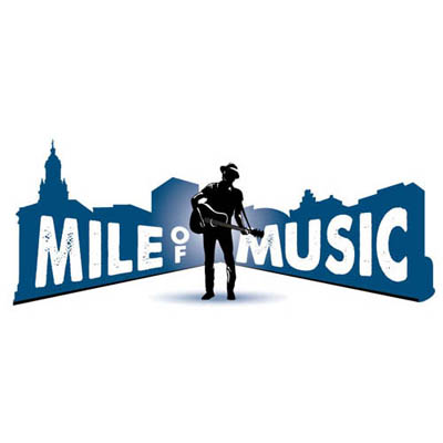 Nashville musician talks about Mile of Music