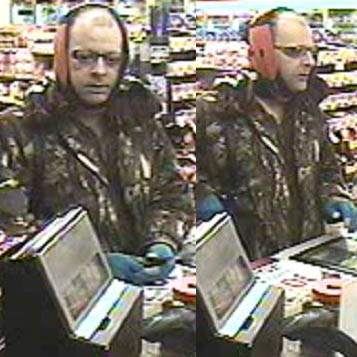 G.B. police look for robbery suspect