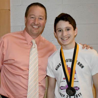 Appleton 8th grader raises $22K to fight cancer