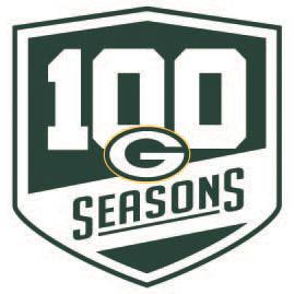 Green Bay Packers celebrate 100th season
