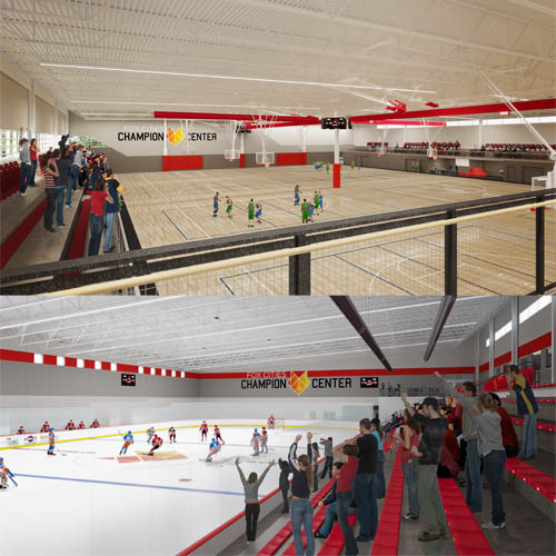 Sports facility could bring in millions to economy