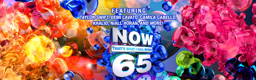 Win Now That's What I Call Music 65!