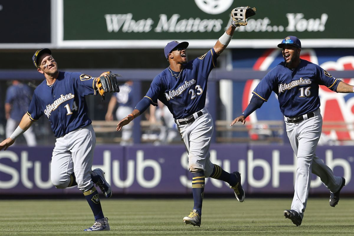 Milwaukee Brewers Reenact Their Favorite Scene From 'The Sandlot'
