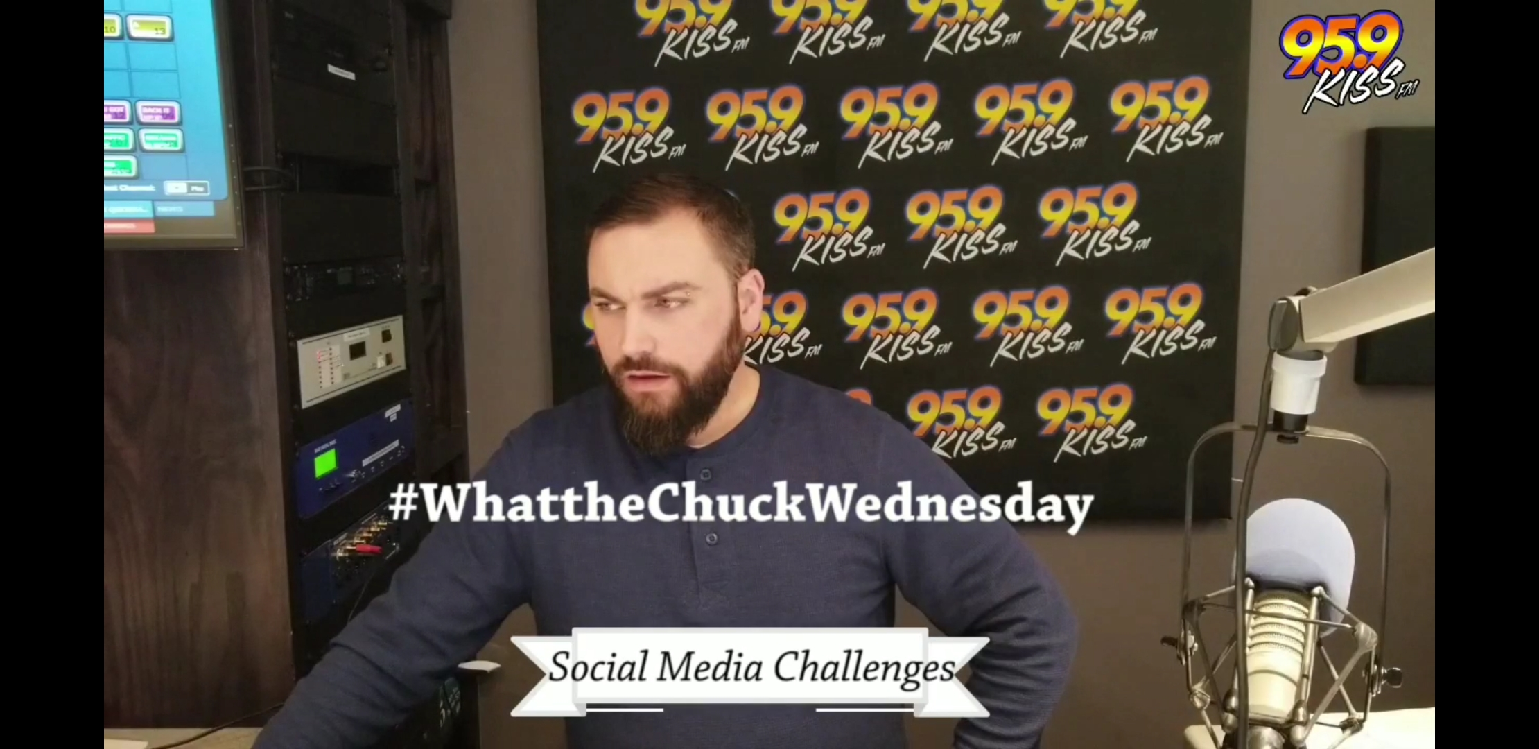 #WhattheChuckWednesday - Social Media Challenges