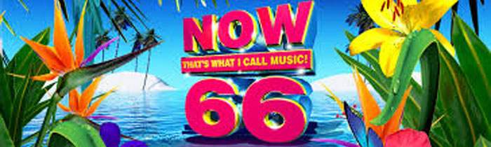 CONTEST: Win Now That's What I Call Music 66!
