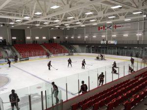 Nova Scotia Major Midget Hockey League playoff results (from Membertou Thursday)