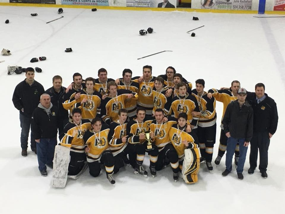 Canadian Cup Hockey Tournament results (from Montreal Sunday)