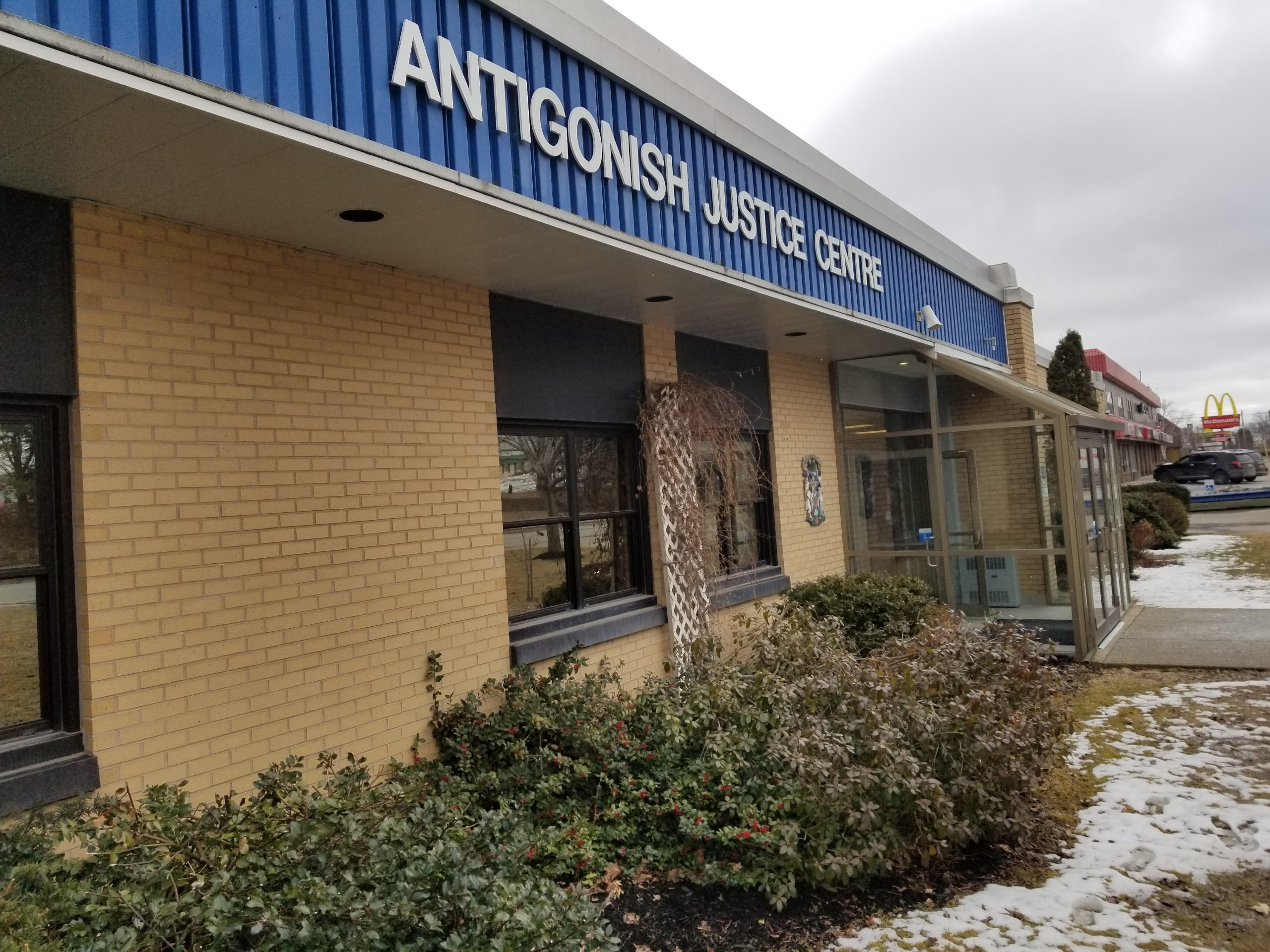 Man charged following reported gun threat in Antigonish has case adjourned
