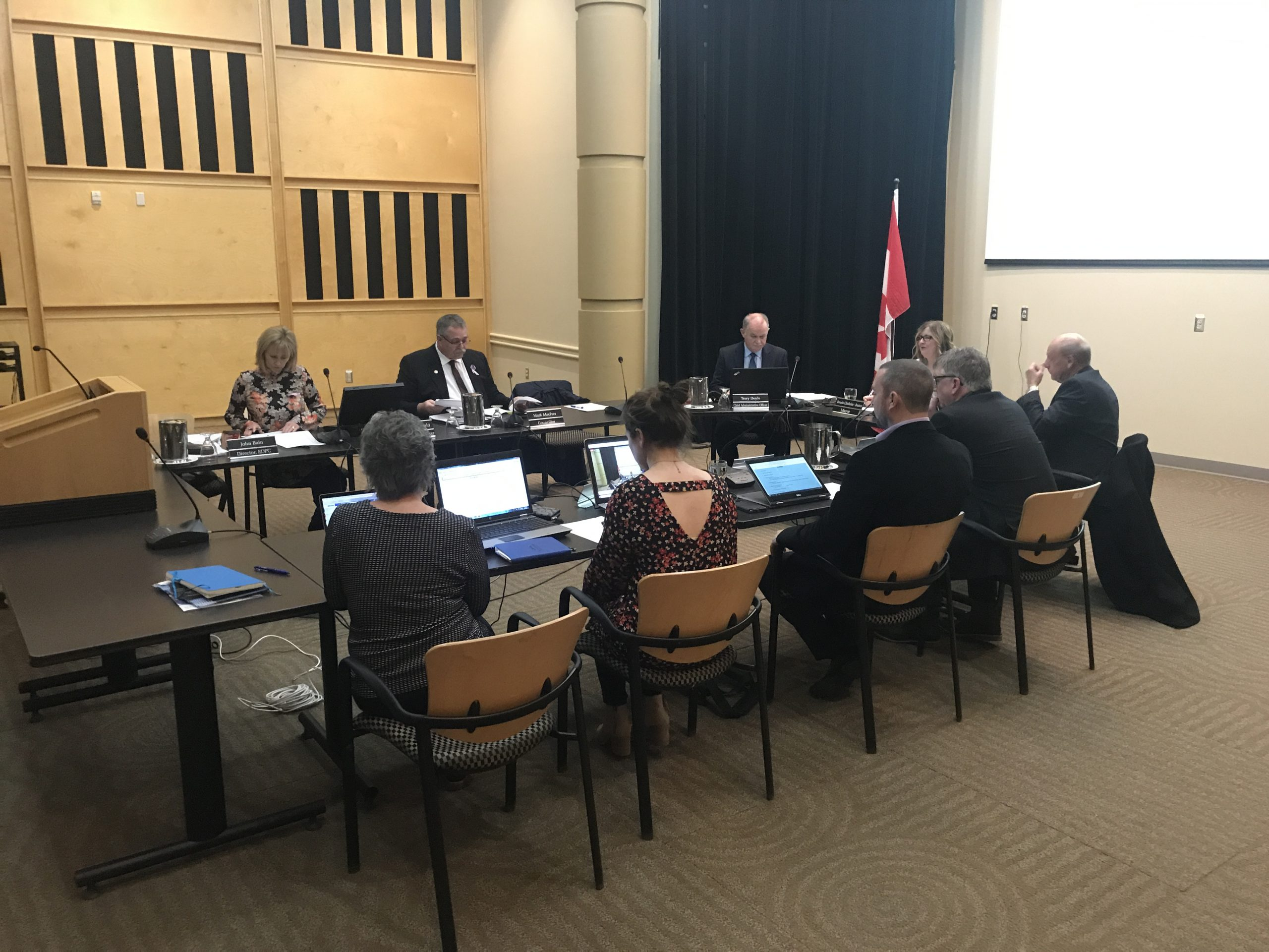 Port Hawkesbury, Richmond Co. councillors working on water agreement