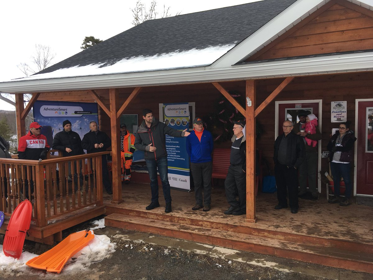 Federal officials to invest $275, 000 for Keppoch Mountain facilities
