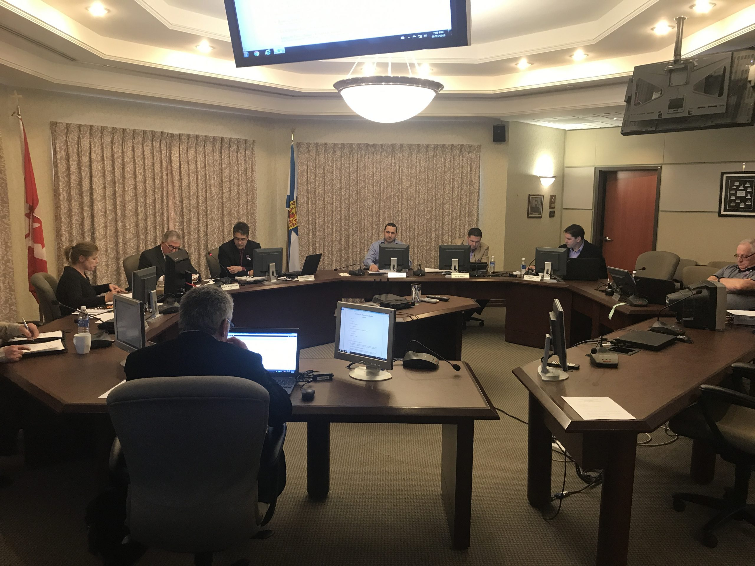 Richmond Co. councillors say there's an unanswered question about rural internet funding from provincial officials