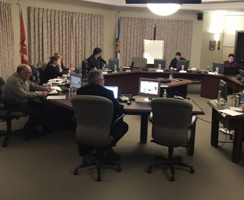 Confusion about sidewalk tractor for Village of St. Peter's