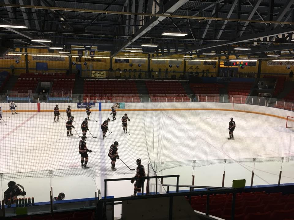 Nova Scotia Major Midget Hockey League playoff results (from Dartmouth Monday)
