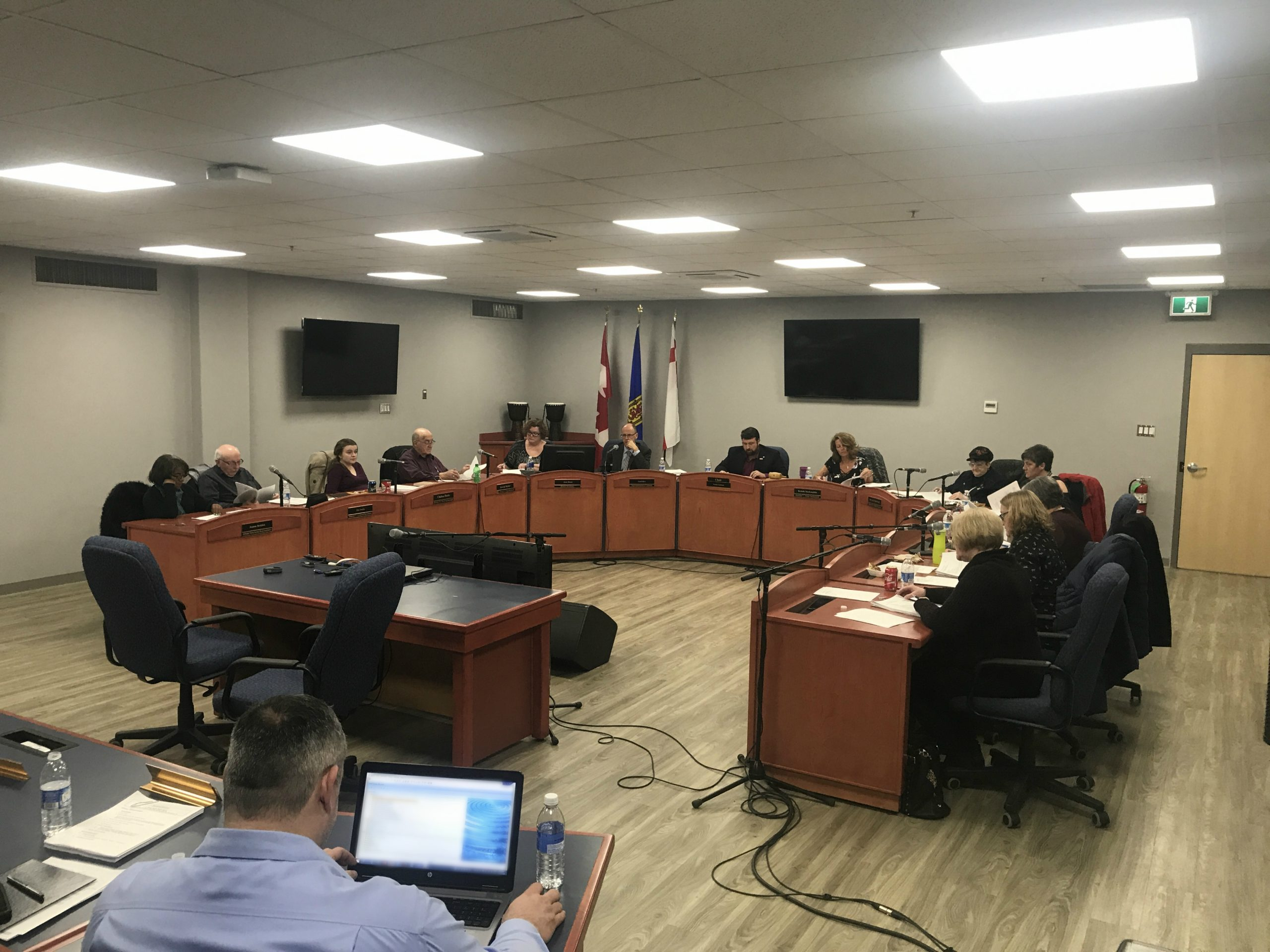 Final SRSB meeting held