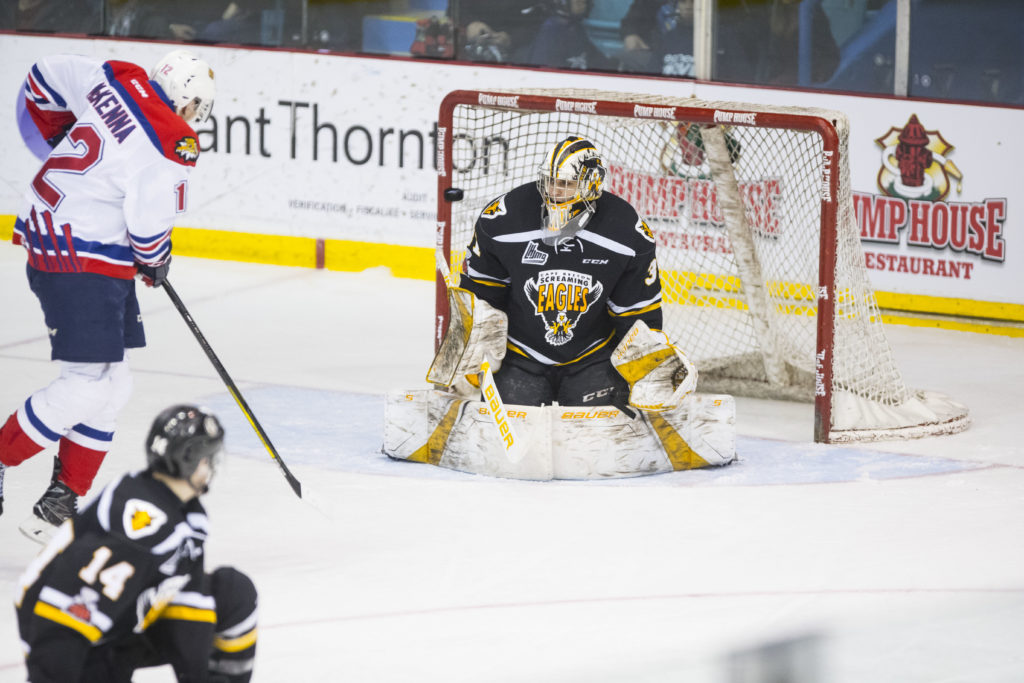 Quebec Major Junior Hockey League results (from Moncton Wednesday)