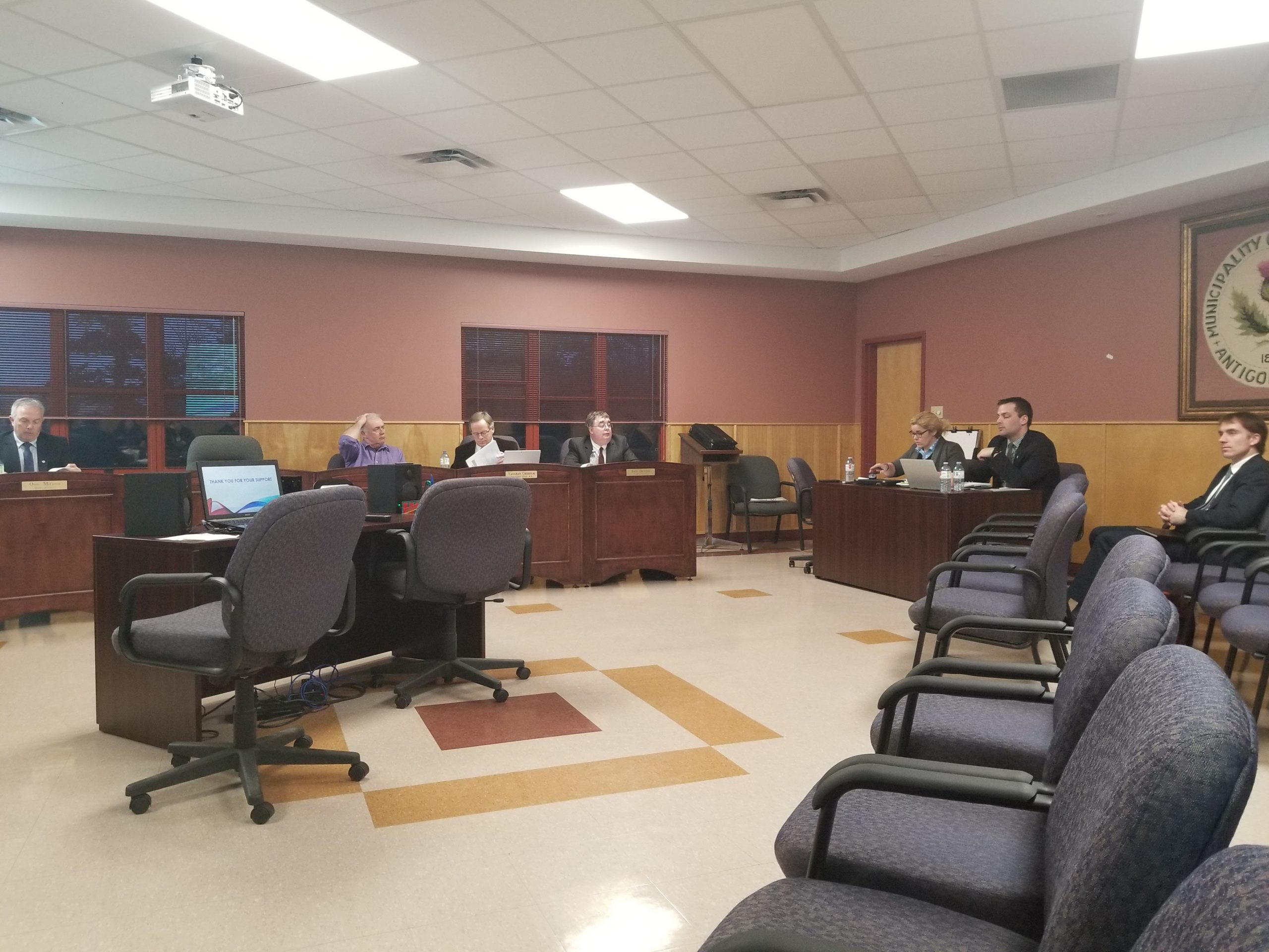 Antigonish Co. warden says goal is to keep tax rates the same